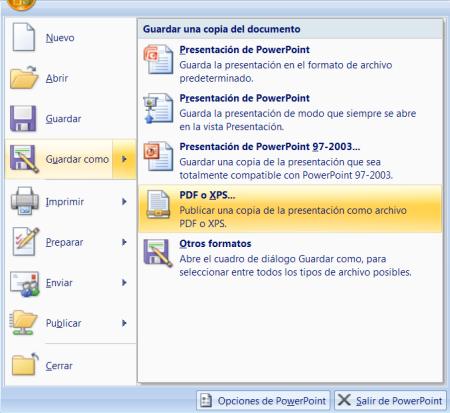 presentaciones de powerpoint a pdf de forma impecable el arte de