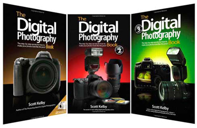 """The Digital Photography Book"" por Scott Kelby"