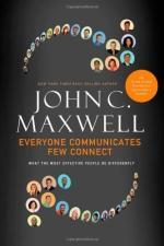 """Everyone communicates, few connect"""