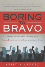 """""""Boring to Bravo"""" de Kristin Arnold"""