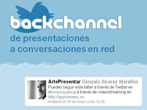 Taller de backchannel