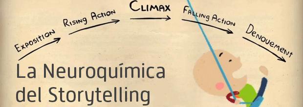 Cómo el storytelling puede cambiar la química del cerebro de tu audiencia