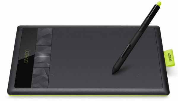 Tableta Digitalizadora Wacom Bamboo