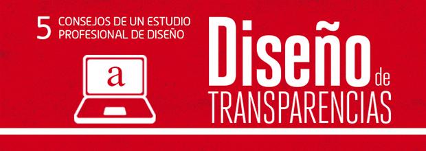 Consejos para diseño de transparencias