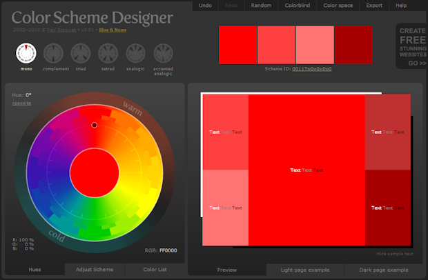 Aprende A Combinar Colores En Tus Presentaciones Usando La