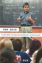 Libro Mejores Profesores