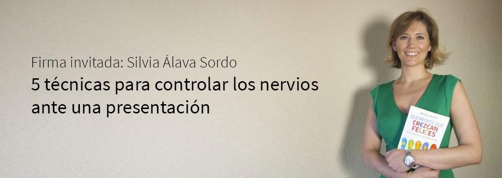 5 técnicas para controlar los nervios ante una presentación
