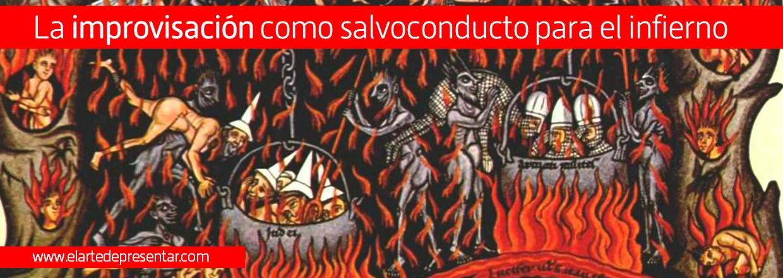 Michael Bay o la (in)capacidad de improvisación como salvoconducto para atravesar el infierno de las presentaciones