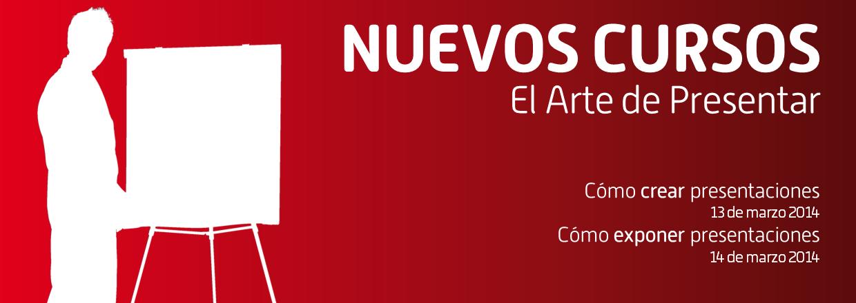 La mejor herramienta de presentaciones jamás creada eres tú mismo: Mejórate con estos nuevos cursos en Madrid