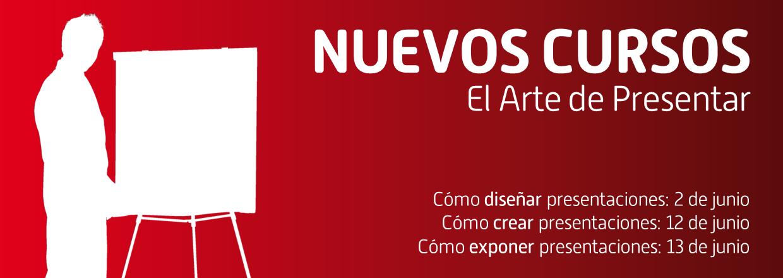 Nuevos Cursos de Presentaciones en Madrid