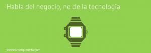 No me expliques cómo funciona tu reloj si sólo te pregunto por la hora