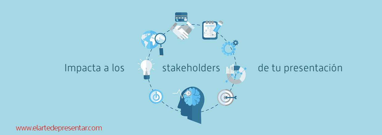 No impactes sólo a tu audiencia, identifica tus stakeholders