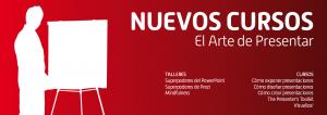 Nuevos cursos y talleres EAP