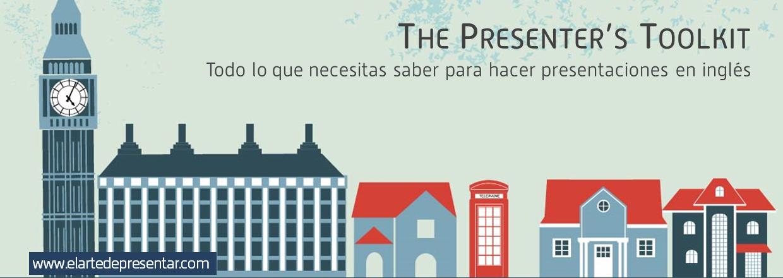 """Nuestro nuevo curso """"The Presenter's Toolkit"""" con todo lo que necesitas saber para hacer presentaciones en inglés"""