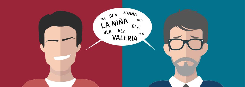 ¿Empacho de Storytelling? De la niña de Rajoy a Valeria-Juana