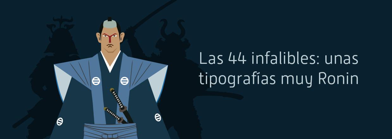 Las 44 infalibles: tipografías que no fallan para PowerPoint