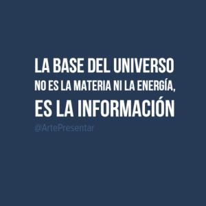 La Base del Universo...