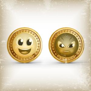 las dos caras de la misma moneda
