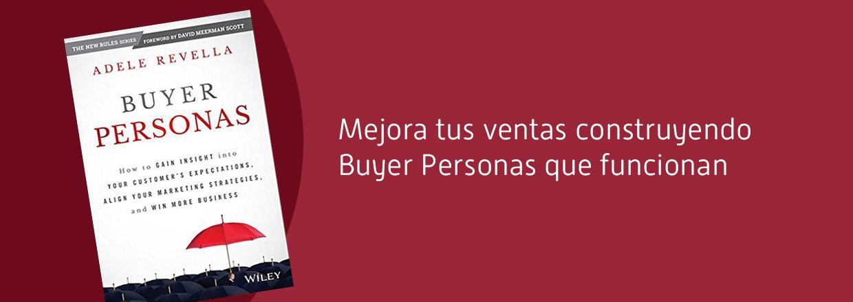 """¿Quieres vender mejor? Mejora tus """"Buyer's persona"""""""