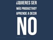 Quieres ser mas productivo...