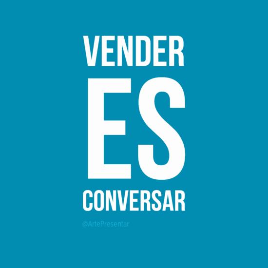 #citas Vender es conversar