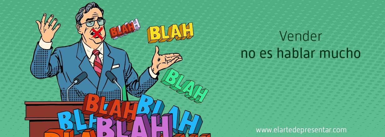 Vender no es hablar mucho, sino dirigir la conversación con preguntas