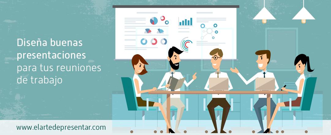 Olvida los PowerPoint «inspiradores» y aprende a diseñar buenas presentaciones para tus reuniones de trabajo