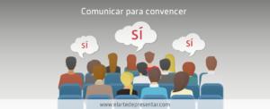 Comunicar para convencer
