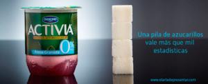 Una pila de azucarllos vale más que mil estadisticas