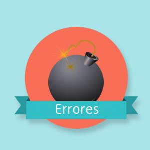 5 errores comunes