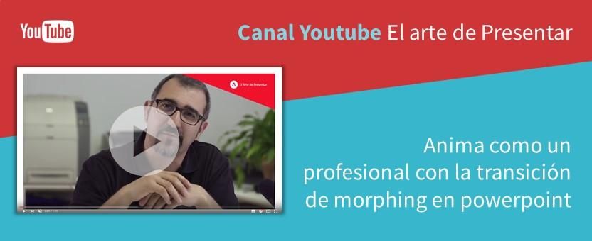 VIDEO | Herramienta de Morphing en Powerpoint