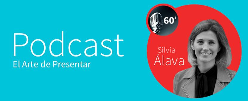 Cómo controlar los nervios en una presentación. Gonzalo Álvarez entrevista a Silvia Álava