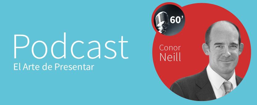 Comunicación, liderazgo de equipos y crecimiento personal. Gonzalo Álvarez entrevista a Conor Neill