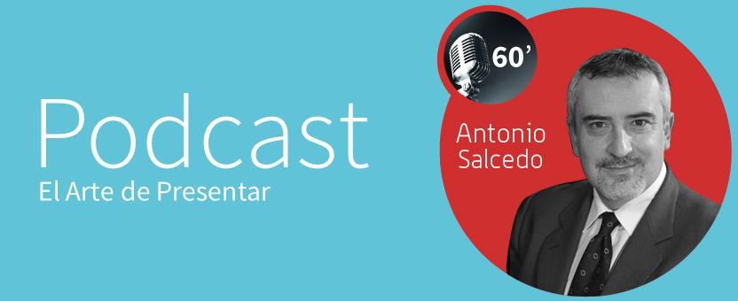 Comunicación, influencia y venta transformacional. Gonzalo Álvarez entrevista a Antonio Salcedo