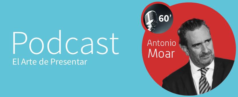 Comunicar es preguntar, escuchar y conectar. Gonzalo Álvarez entrevista a Antonio Moar