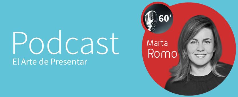 Entrena tu cerebro. Gonzalo Álvarez entrevista a Marta Romo