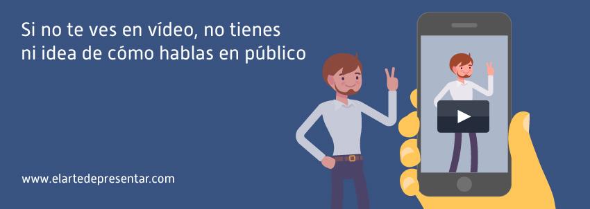 Si no te ves en vídeo, no tienes ni idea de cómo hablas en público: Analízate con la herramienta Plus/Delta